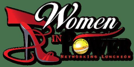 Women in Power Networking Luncheon tickets