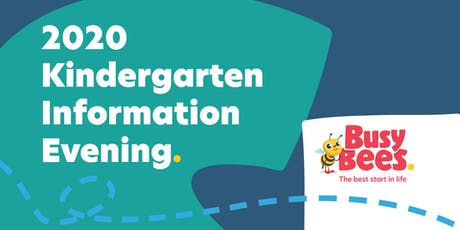 Busy Bees at Toowoomba Central - Kindergarten Information Evening tickets