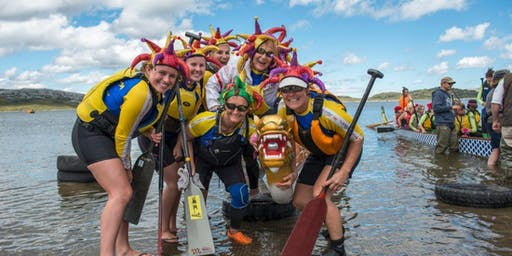 Falls Creek Dragon Boat Regatta- Corporate Entries