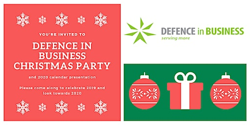 Defence in Business Christmas Party & Thank You