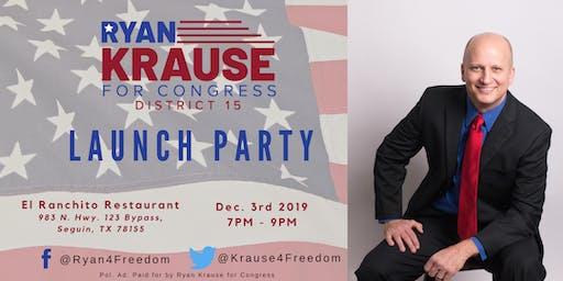 Ryan Krause for Congress Meet and Greet