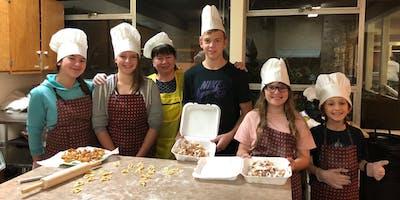 Кулинарный кружок: легкие закуски и десерты (возраст 10-14 лет)