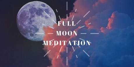 Full Moon Meditation with Eilish tickets