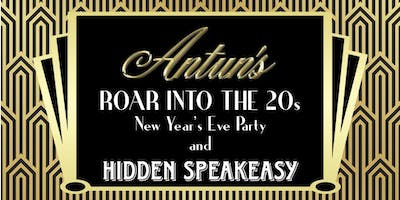 Antun's Roar in to the 20's New Year's Eve