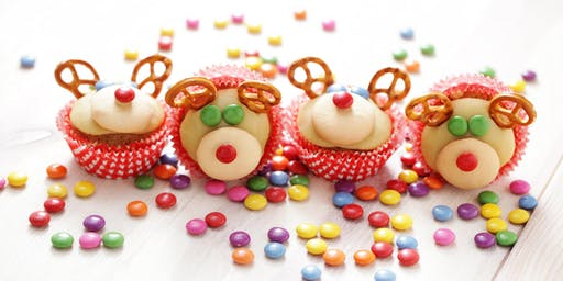 Reindeer Cupcake Decorating Workshop