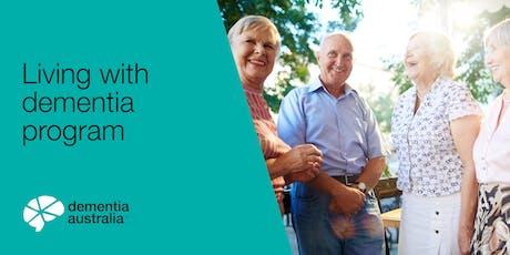 Living with dementia program - BUNDABERG - QLD tickets