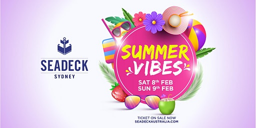Seadeck Summer Session Sat 8th Feb