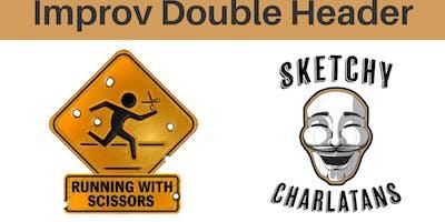 Improv Double Header