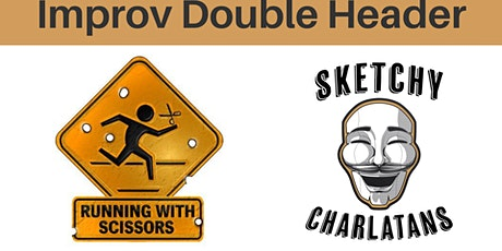 Improv Double Header tickets