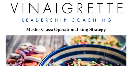 Leader-as-Coach: How to Operationalise Strategy tickets