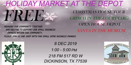 Holiday Market at the Depot tickets