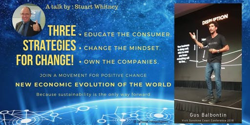 New Economic Evolution of the World SUNSHINE COAST QLD