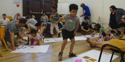 Arty Tales 2020: Early learning program for 2-5 year old pre-schoolers at the Incinerator Gallery