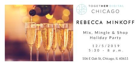 Mix, Mingle & Shop Holiday Party tickets
