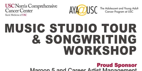 AYA@USC Holiday Luncheon & Song Writing Workshop for Young Adult Cancer Patients and Survivors tickets