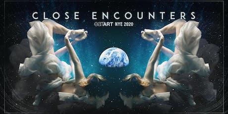 Close Encounters - eatART NYE 2020 Fundraiser tickets