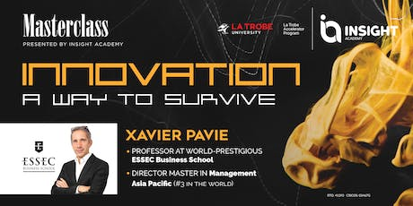 Innovation A Way To Survive | Masterclass tickets