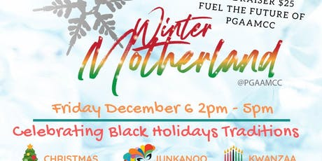 Winter Motherland Pgaamcc Holiday Party tickets