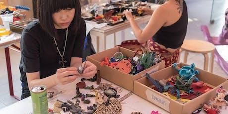 RE•MIX the Workshop | 锐•MIX工作坊 | Bootleg Toymaking Workshop tickets