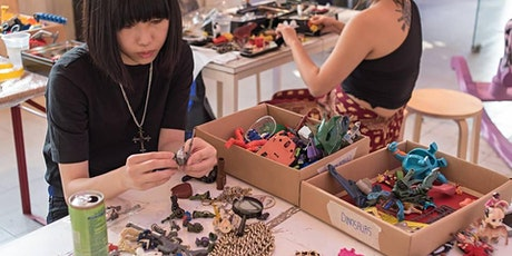 RE•MIX the Workshop | 锐•MIX工作坊 | Bootleg Toymaking Workshop tickets