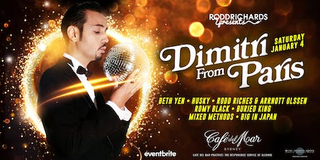 Dimitri From Paris tickets