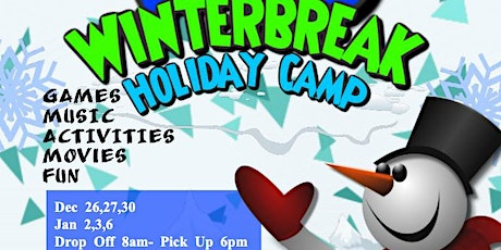 Winter Break Camp! tickets