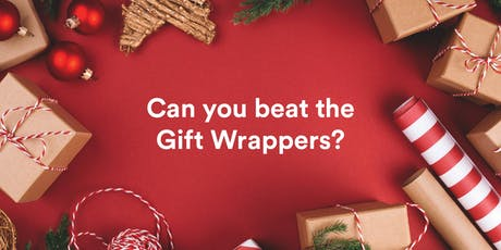 Beat the Gift Wrappers Competition tickets