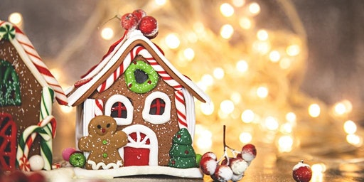 Making Gingerbread Houses - Seaford Library