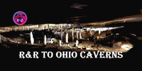 R&R To Ohio Caverns - Urbana, Ohio - 1 hour cave tour - 30 round-trip miles tickets