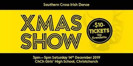 Southern Cross Irish Dance Xmas Show 2019 tickets