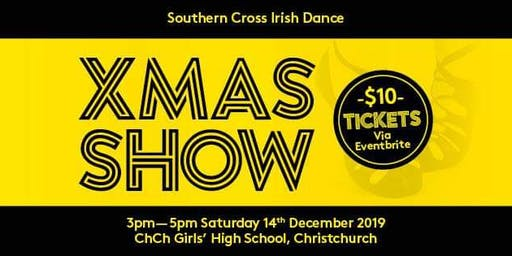 Southern Cross Irish Dance Xmas Show 2019