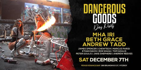 Dangerous Goods Ent   Techno Day Event tickets