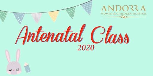 Andorra Antenatal Class