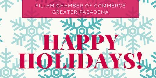 Fil-Am CC Greater Pasadena Holiday Party