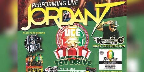 Holiday Party & Toy Drive w/ JORDAN T & Friends tickets