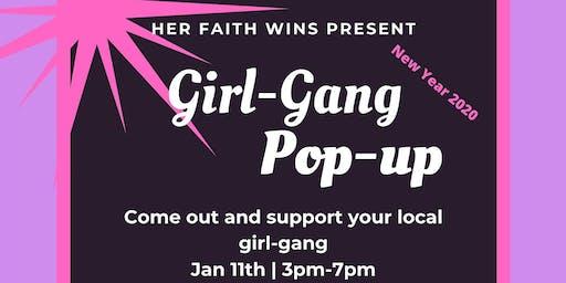 Girl Gang New Year Pop-Up