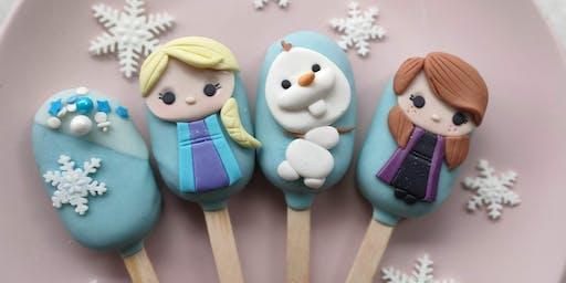 Frozen2 Cakesicles class