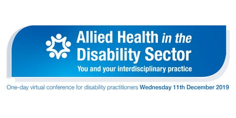 Allied Health & Disability Virtual Conference and Networking Event WA tickets