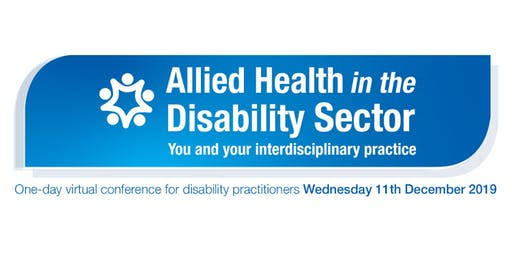 Allied Health & Disability Virtual Conference and Networking Event WA