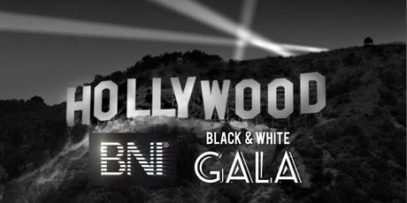 BNI Gala - Black & White Hollywood Theme tickets
