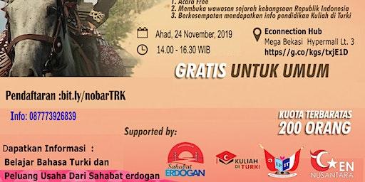 NOBAR & DISKUSI : Jejak Turki Utsmani di Nusantara