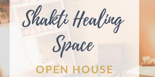 Shakti Healing Space Open House
