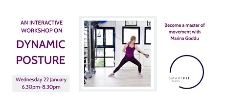 Interactive Workshop on Dynamic Posture tickets