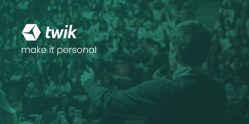 twik annual event day - Investors, Marketers, Partners and JS developers