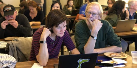 San Francisco Homelessness Datathon - Volunteering Opportunities for December 2019 tickets