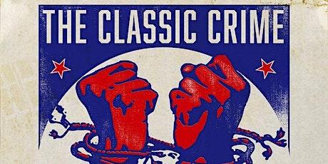 THE CLASSIC CRIME WEST COAST 2020 TOUR! tickets