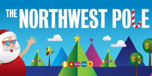Christmas fun at the Northwest Pole