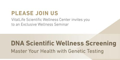 VitalLife Scientific Wellness Center invites you to an Exclusive Seminar tickets