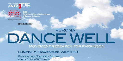 DANCE WELL - MOVEMENT RESEARCH FOR PARKINSON
