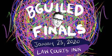 BGuiled Debate Finals 2020 tickets